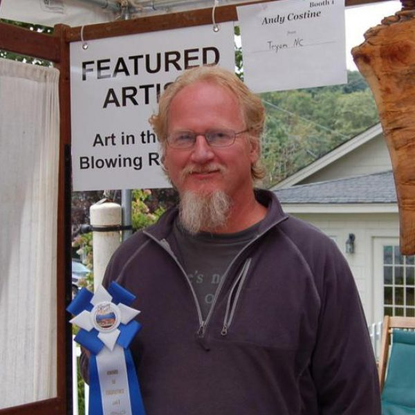 Andy Costine - 61st Annual Art On Main Festival in Hendersonville, NC